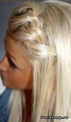 possible Prom hair for my lil sis:)