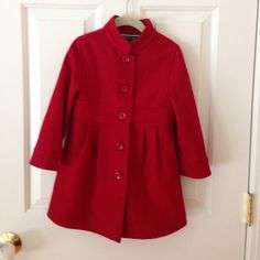 Beautiful Janie and Jack dress coat - just found on @Totspot App. So chic.