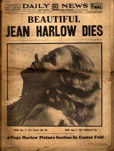 Death of a legend June 7, 1937