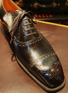 Bolero Bespoke shoe   Bootmaker Spectator Shoes 55e7ca4f887