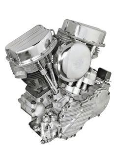 Harley-Davidson Panhead Engine Parts I love this!
