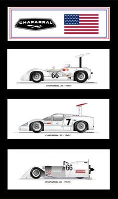 Chaparral Race Cars - Yahoo Image Search Results