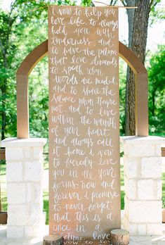 20 Wedding Ideas for Amazing Ceremony Structures - MODwedding