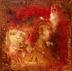 Emeretli Kira Artists and tea