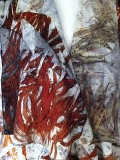 india flint, botanical dyer
