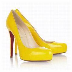 Yellow Loubs :)