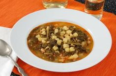 Warm Up to Winter With These Hearty Spanish Soups and Stews: Caldo Gallego