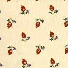 Reproduction Fabrics - turn of the 19th century, 1775-1825 > fabric line: Cadet Paisly, $10/yard