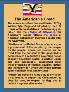 what the soldiers creed means to me essay The soldier's creed and warrior ethos mean to me that you swear an oath to defend the constitution and the freedom of the citizens of your country the trouble is that in practice this has not been done so many people do not wish to join the armed forces.