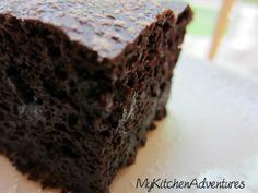 Renee's Kitchen Adventures: Triple Chocolate Snack Cake