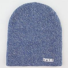 60016b9712e Shop cozy   cute beanies from Tillys. Choose from a variety of knit caps  for women from brands you love like Neff