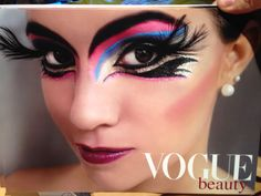 Diseño de indumentaria #makeup #diseño #beauty alumna #eamoda Belen Camba