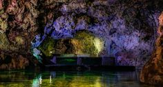 10 Places to visit in Madeira Island, Portugal but there are many more than 10... www.casadomiradouro.com & www.madeiracasa.com welcome you... Picture: The caves of Sao Vicente are of volcanic origin. They were formed 890 years ago from volcanic eruptions which occurred in Paul da Serra.