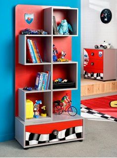 Ideas para cuartos de ni o on pinterest disney cars - Decoracion de habitaciones para ninos ...
