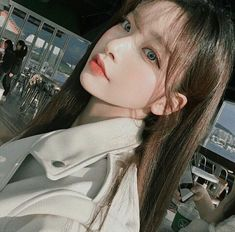 Makeup and Age - Populer Diy Pretty Korean Girls, Cute Korean Girl, Beautiful Asian Girls, Mode Ulzzang, Ulzzang Korean Girl, Uzzlang Girl, Girl Face, Korean Beauty, Asian Beauty