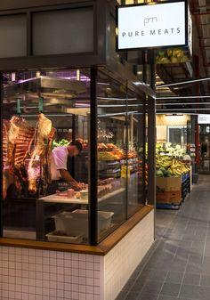 89 Butcher Store Front Designs Ideas Butcher Store Meat Shop Butcher Shop