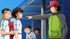 Captain Tsubasa Episode 6 Official Anime Screenshot Captain Tsubasa, Old Anime, Manga Anime, Anime Episodes, The New Wave, Anime Screenshots, Kuroko, Cartoon Network, Family Guy