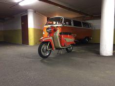 Tatran Scooter & VW T2
