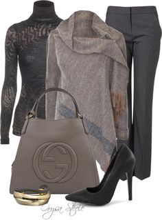 """Neutral Ground"" by orysa on Polyvore"