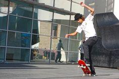 Skating MACBA Barcelona