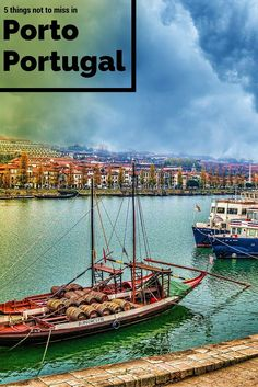 Porto is an amazing city in Northern Portugal. UNESCO world heritage old town centre, the home of Port Wine and the city of 7 amazing bridges. Porto is a must visit location.