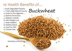 Health Benefits of Buckwheat Fruit Benefits, Health Benefits, Health Diet, Health And Nutrition, Raw Food Recipes, Healthy Recipes, Natural Health Remedies, Food Facts, Gastronomia