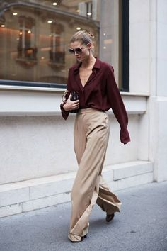 Streetstyle | how to wear shirt | trends | spring summer 2018 | more on fashionchick.nl