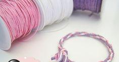 Anabela Bisuteria Artesanal: Cómo hacer el cordón de kumihimo redondo de 8 hilos. Tutorial paso a paso.