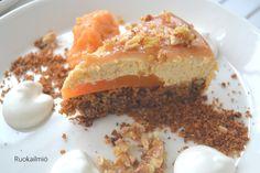 Ruokailmiö: Herkullinen porkkanakakku #porkkana #kakku