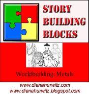 Game On! Story Building Blocks: Worldbuilding: Metals