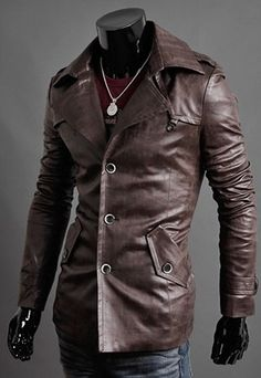 SLS Distributors Men's Boutique, LLC - Stone Finish Fashion Jacket, $62.89