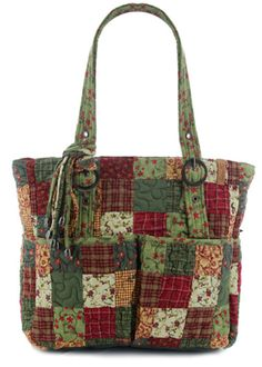 Bolsa Melina Lily en Patchwork Original Giulianna Fiori The baby blanket – that also incorporates Quilted Tote Bags, Quilted Handbags, Patchwork Bags, Patchwork Original, Bag Quilt, Potli Bags, Diy Handbag, Nine Patch, Jute Bags