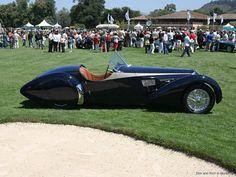 Bugatti Type Sc Córcega Roadster