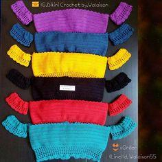 Crochet Top Outfit, Crochet Shirt, Crochet Crop Top, Crochet Clothes, Mode Crochet, Diy Crochet, Crochet Crafts, Crochet Projects, Crochet Backpack Pattern