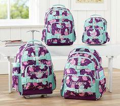 Mackenzie Plum Fairy Backpacks Pbkids Pottery Barn