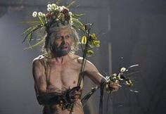 """On a """"King Lear"""" day, the torture starts early in the morning for Greg Hicks. Royal Shakespeare Company, King Lear, San Diego, Lincoln Center, Scene, The Incredibles, July 15, Park Avenue, Concert"""