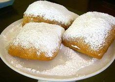 french market doughnuts (beignets) recipe | doughnut recipes