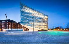 CJWHO ™ (The Crystal – Nykredit headquarters, Copenhagen by...)