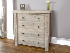 a54d675b66 Reclaimed Drawers   Solid Wood Rustic Chest of Drawers – Eat Sleep Live