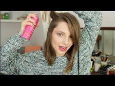 How To Use Dry Shampoo | essiebutton