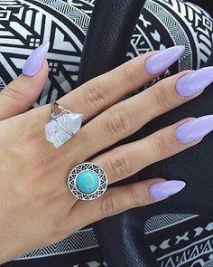 Pointy nails♥♥