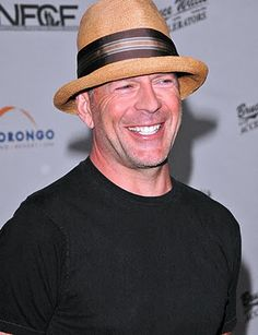 Bruce Willis tied the knot again Bruce Willis, Emma Willis, Hollywood Men, The Expendables, Music People, Ex Wives, Good People, Amazing People, Tie The Knots