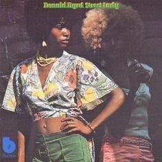 Donald Byrd - Street Lady Cd