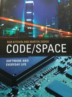 17 best octubre 2017 novetats bibliogrfiques images on pinterest codespace software and everyday life rob kitchin and martin dodge fandeluxe Image collections