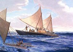 Voyaging Canoes