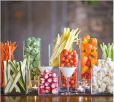 more brunch food with cute display idea