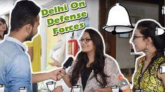 Delhi On Defense forces || Public Talk || #Ghanta Hai || Indian Army
