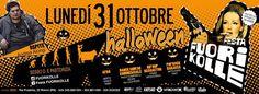 Dopo quasi un anno, la Festa Fuori Kolle torna per festeggiare insieme a te la notte di Halloween. Lunedì 31 ottobre 2016 alla discoteca Ecu di Rimini.