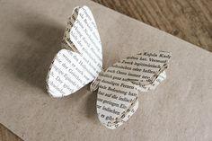 DIY   schnelle Karte mit Schmetterling basteln