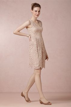 #Lace | Bridesmaids | Sienna Dress from BHLDN
